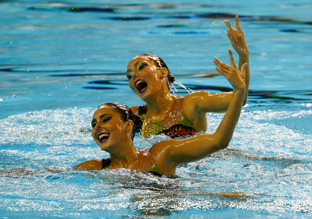 Toronto 2015 Pan Am Games - Day 1 Women's Duet Synchro Final